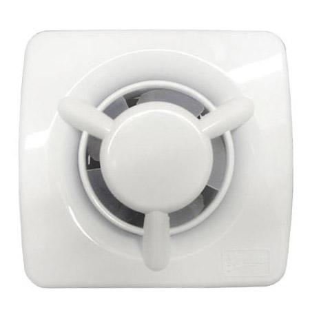"Xpelair - XX100T Xodus 4"" Timer Fan - White - 90874AW profile large image view 1"