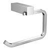 Vela Toilet Roll Holder - Chrome Medium Image