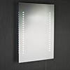 Searchlight Battery Operated LED Illuminated Mirror - 9305 profile small image view 1