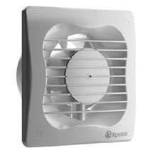 """Xpelair VX100T 4"""" Axial Extract Fan With Timer - 93225AW Medium Image"""