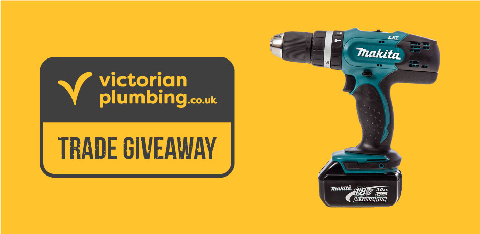 Victorian Plumbing UK Plumbers & Tilers Forum Trade Giveaway