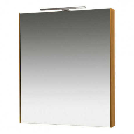 Miller - Nova 60 Illuminated Mirror - Oak