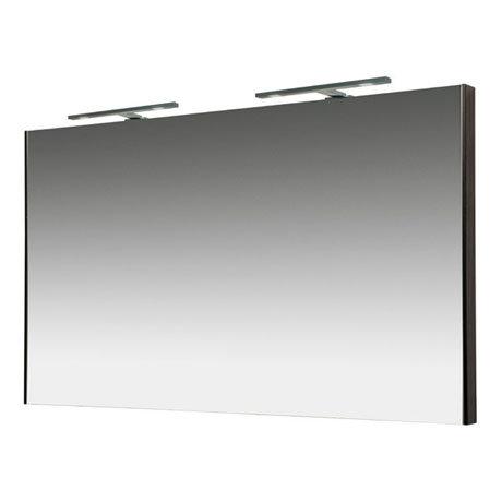 Miller - Nova 120 Illuminated Mirror - Black