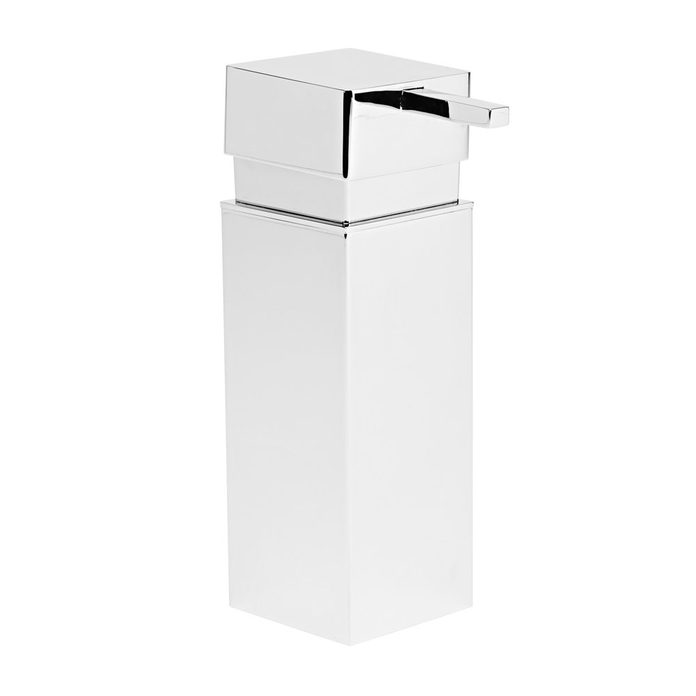 Roper Rhodes Media Wall Mounted Soap Dispenser - 9715.02 profile large image view 1