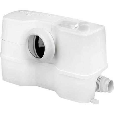 Grundfos SOLOLIFT2 WC-3 Macerator (Toilet, Shower, Basin)
