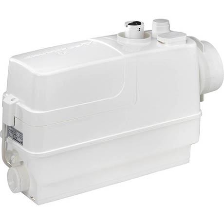Grundfos SOLOLIFT2 CWC-3 Macerator (Wall Hung Toilet, Shower, Basin, Bidet)