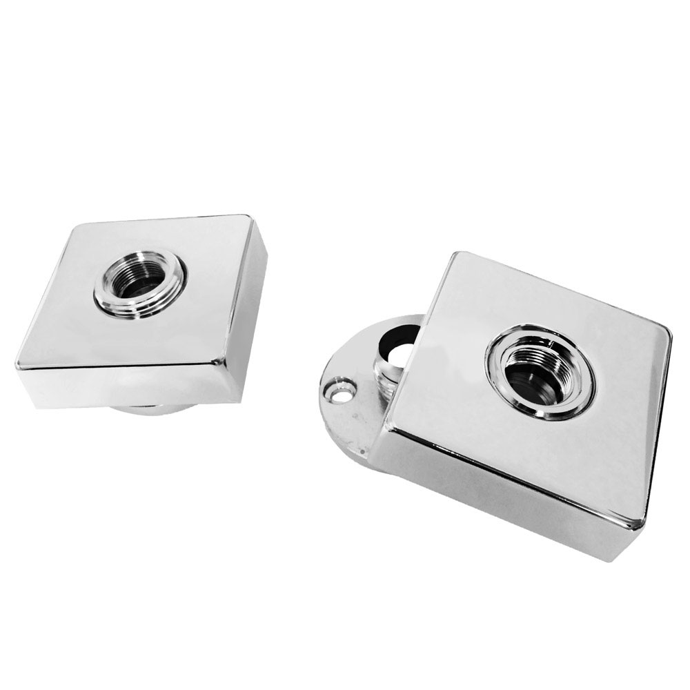 Square Easy Fix Bar Shower Fittings Kit profile large image view 1