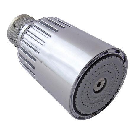 Bristan - Swivel Showerhead with Vandal Resistant Screw Fixing - 980505CPVR