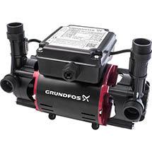 Grundfos STR2-1.5 C Twin Impeller Regenerative Shower Booster Pump 1.5 Bar Medium Image