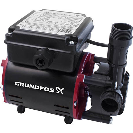 Grundfos SSR2-2.0 C Single Impeller Regenerative Shower Booster Pump