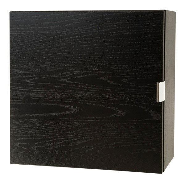 Miller - Nova Small Storage Cabinet - Black Large Image