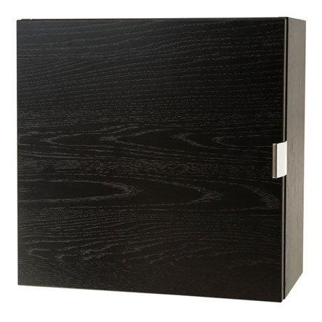 Miller - Nova Small Storage Cabinet - Black