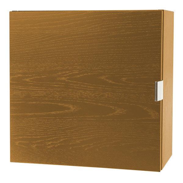 Miller - Nova Small Storage Cabinet - Oak Large Image