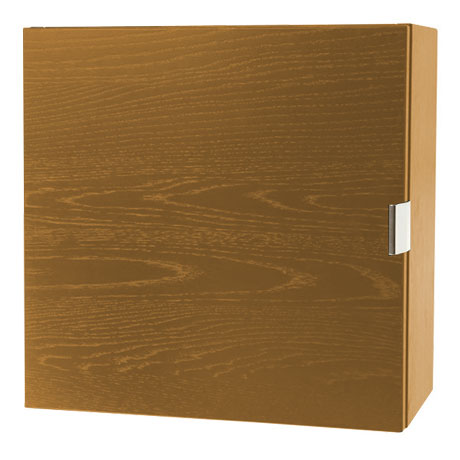 Miller - Nova Small Storage Cabinet - Oak