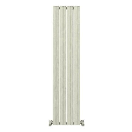Reina Enzo Vertical Aluminium Radiator - White