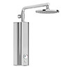 AQUAS AquaMax Top Manual Smart 9.5KW Chrome Electric Shower Small Image