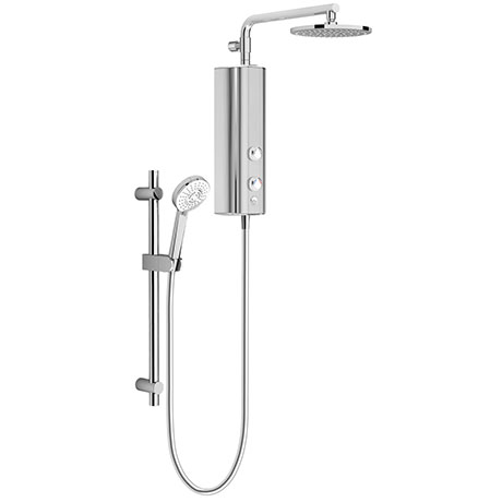 AQUAS AquaMax Flex Manual Smart 9.5KW Full Chrome Electric Shower