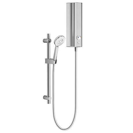 AQUAS AquaMax Manual Pro 9.5KW Chrome Electric Shower