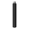 AQUAS Matt Black 150mm Height Extender profile small image view 1