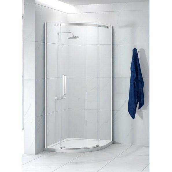 Merlyn Ionic Essence 1 Door Quadrant Enclosure (900 x 900mm) Large Image
