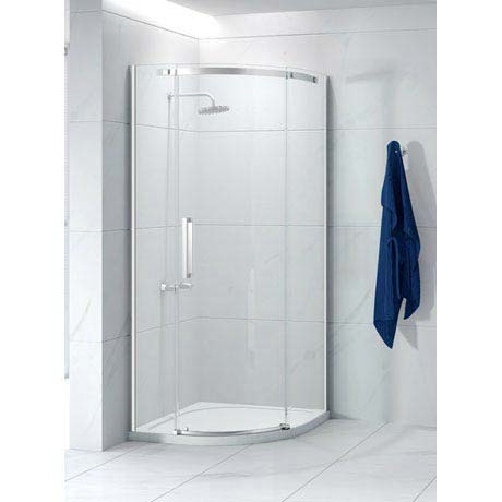 Merlyn Ionic Essence 1 Door Quadrant Enclosure (900 x 900mm)