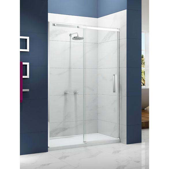 Merlyn Ionic Essence Sliding Shower Door profile large image view 1