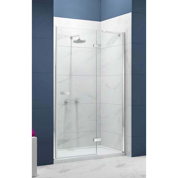 Merlyn Ionic Essence Hinge & Inline Shower Door Large Image