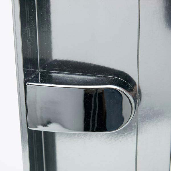 Merlyn Ionic Express Pivot Shower Door profile large image view 2