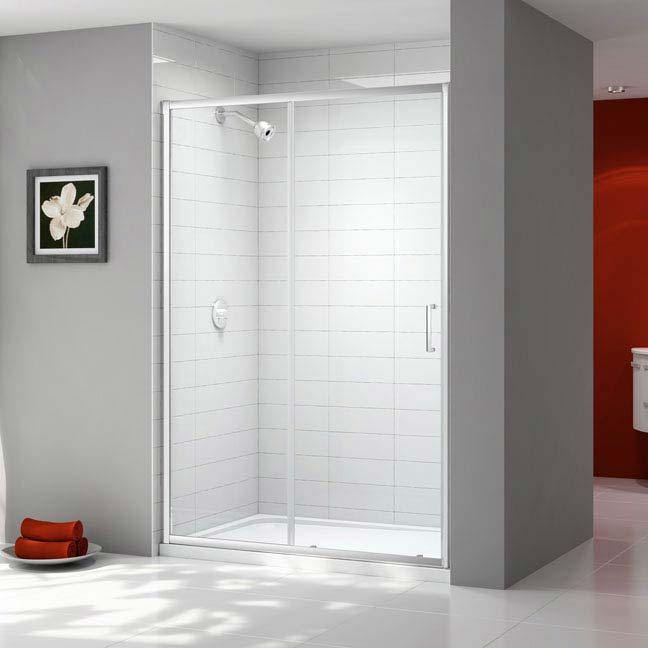 Merlyn Ionic Express Sliding Shower Door Large Image