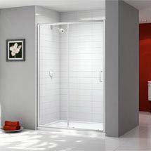 Merlyn Ionic Express Sliding Shower Door Medium Image