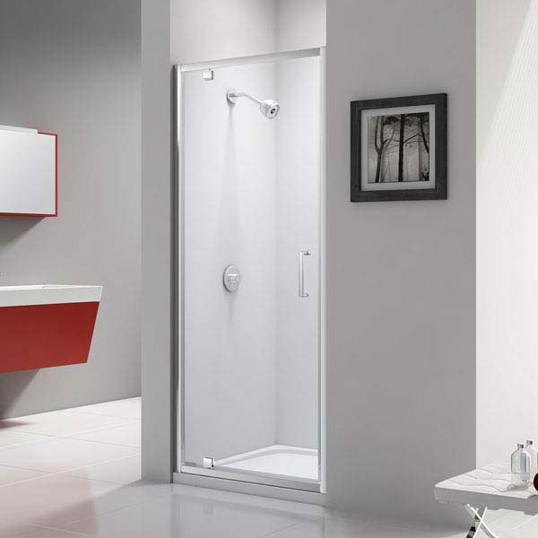 Merlyn Ionic Express Pivot Shower Door Large Image