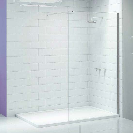Merlyn Ionic Wetroom Panel Large Image