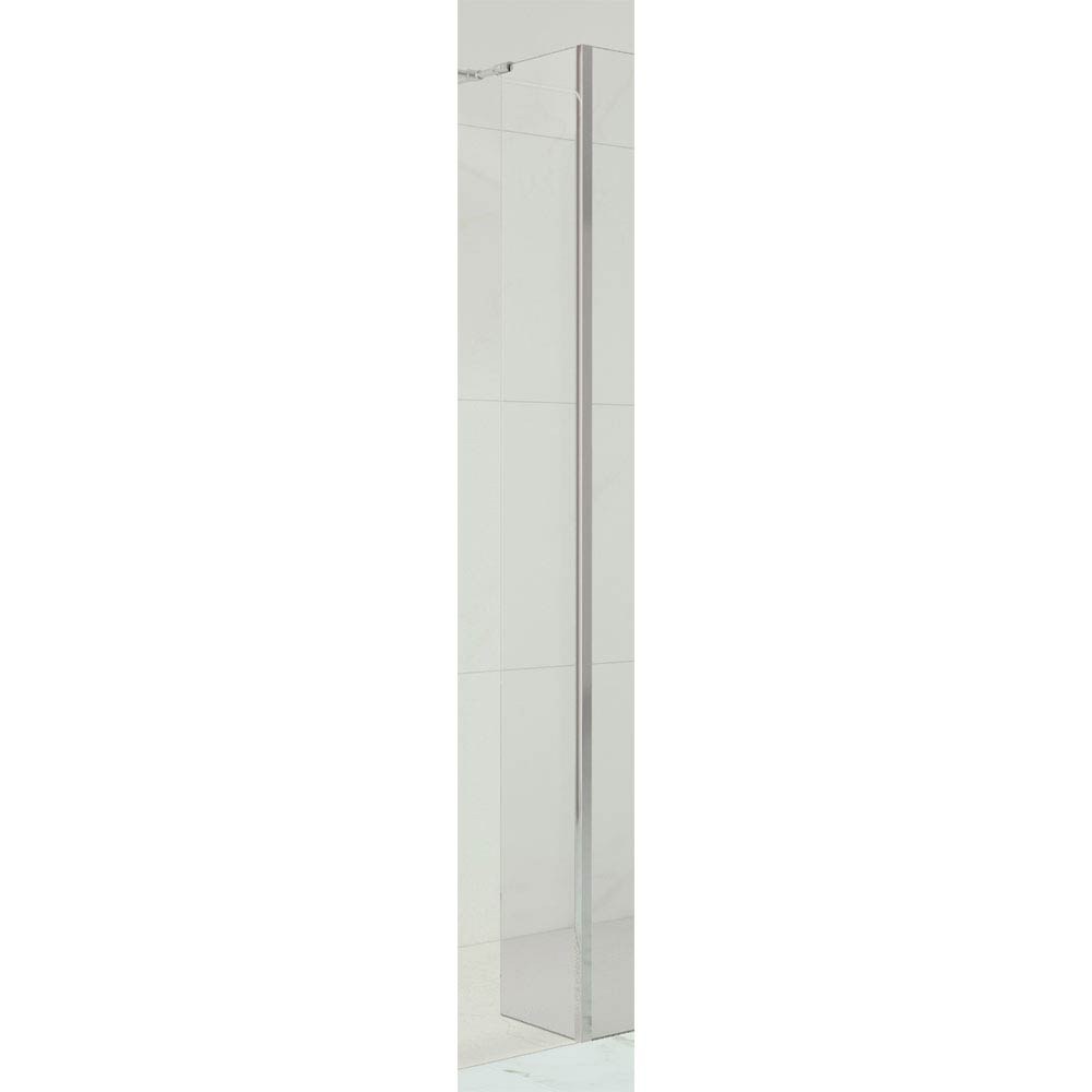 Merlyn 10 Series 300mm Cube Wetroom Panel Large Image