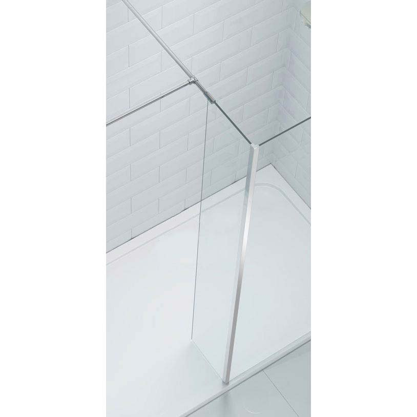 Merlyn Ionic 300mm Wetroom Cube Panel Large Image
