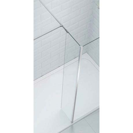 Merlyn Ionic 300mm Wetroom Cube Panel