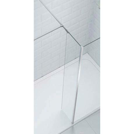 Merlyn Ionic 300mm Wetroom Cube Panel