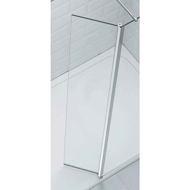 Merlyn Ionic 300mm Wetroom Swivel Panel Large Image