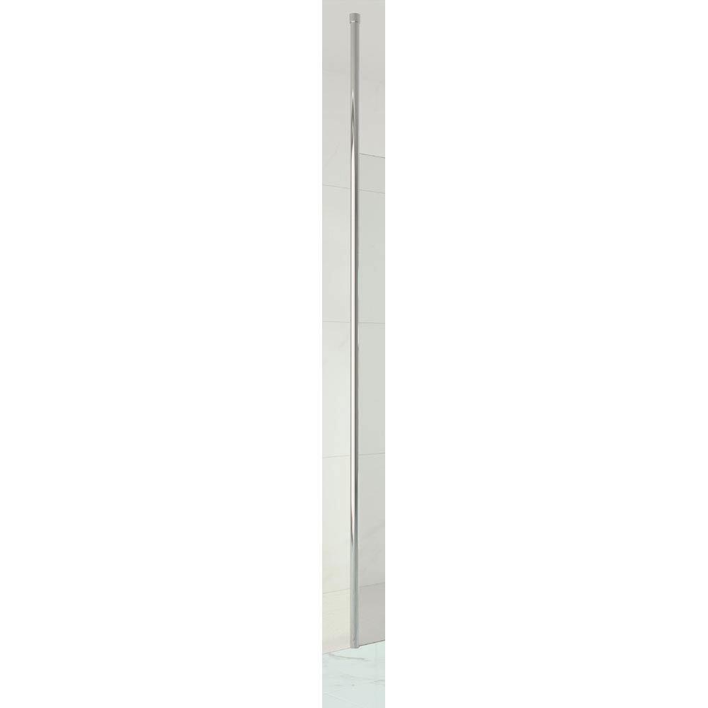 Merlyn 10 Series Wetroom Panel Vertical Post Large Image