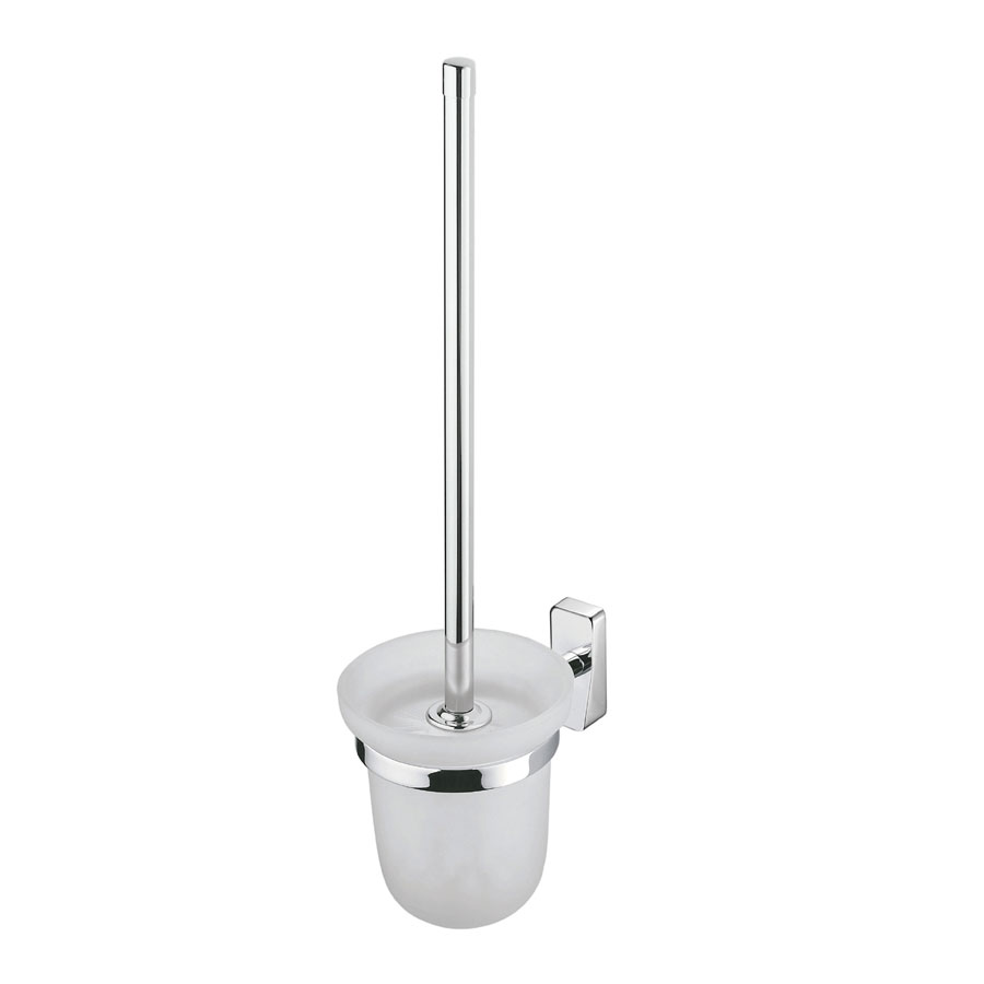 Inda - Storm Toilet Brush & Holder - A07140 Large Image