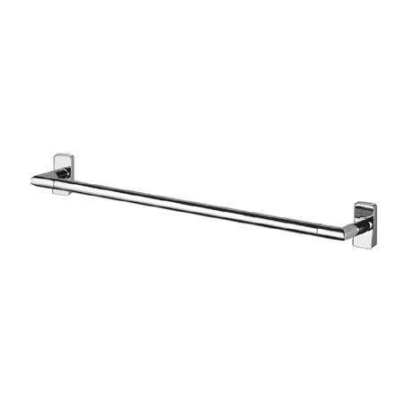 Inda - Storm Single Towel Rail - 2 x Size Options