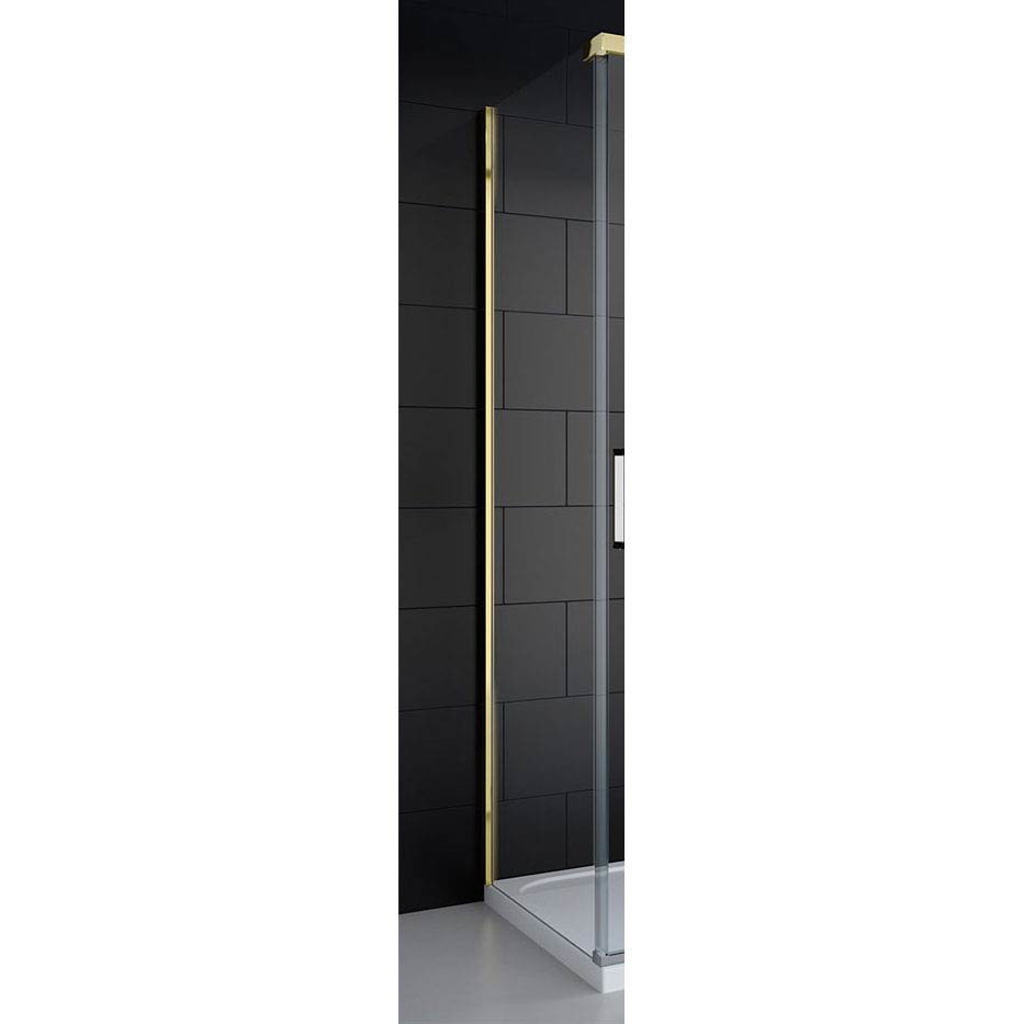 Merlyn 8 Series Colour Side Panel - Gold Large Image
