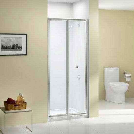 Merlyn Ionic Source Bifold Shower Door profile large image view 1