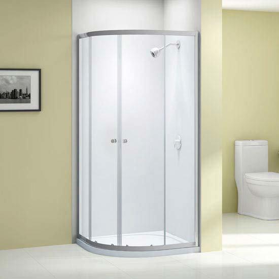 Merlyn Ionic Source 2 Door Quadrant Enclosure Large Image