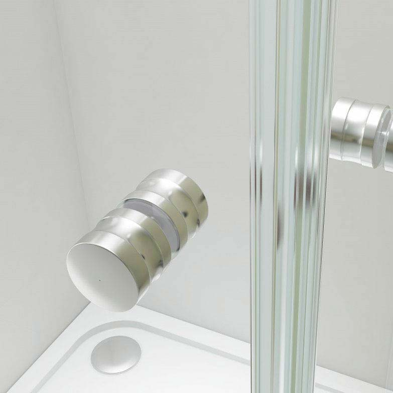 Merlyn Ionic Source Pivot Shower Door profile large image view 3