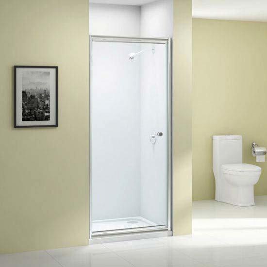 Merlyn Ionic Source Pivot Shower Door Large Image