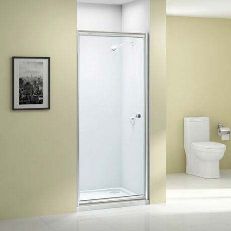 Merlyn Ionic Source Pivot Shower Door
