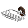 Burlington Soap Basket - Walnut - A13WAL profile small image view 1