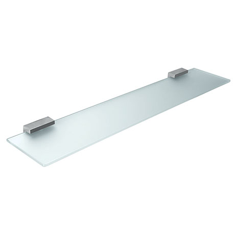Inda - Lea 600mm Glass Shelf - A18090CR21