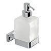 Inda - Lea Liquid Soap Dispenser - A18120CR21 profile small image view 1