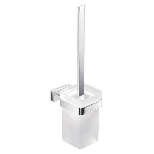 Inda - Lea Toilet Brush & Holder - A19140 Large Image
